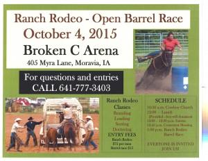 Broken C Ranch Rodeo