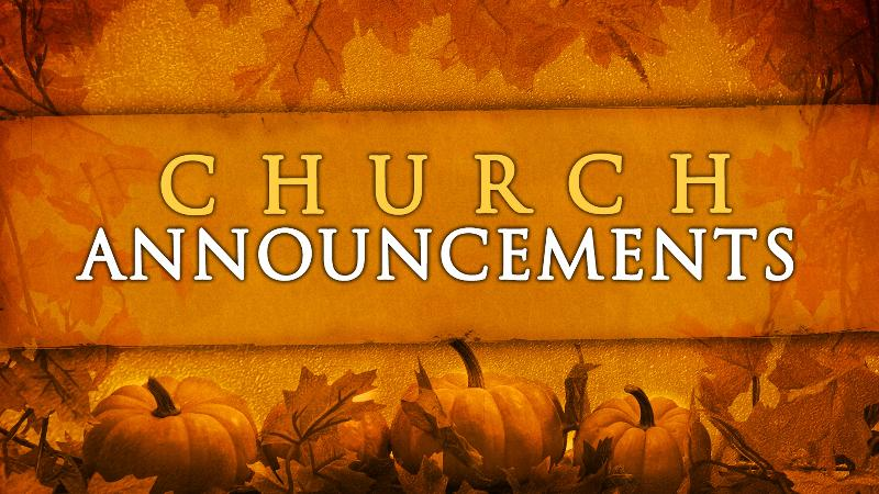 thanksgiving offering message